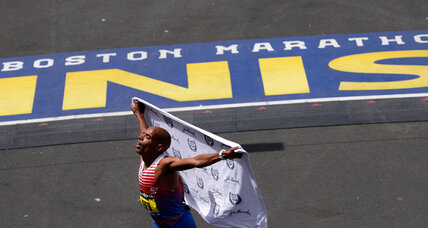 American Meb Keflezighi gives Boston Marathon story a stirring finish (+video)