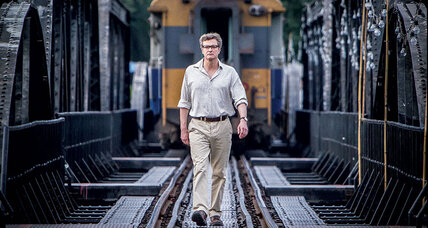 'The Railway Man': Colin Firth portrays a former POW who confronts an enemy