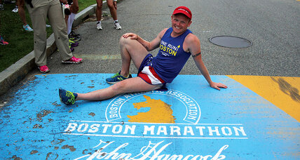 After the Boston Marathon bombings, Danny Bent took on a cross-country challenge