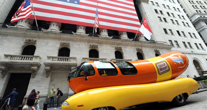 Oscar Mayer recall affects 96,000 pounds of wieners