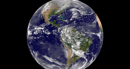 NASA is 'calling all selfies' to create an Earth Day image of the planet