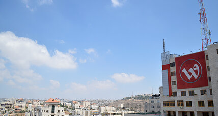 Diplomatic fallout thwarts Gaza telecoms rollout