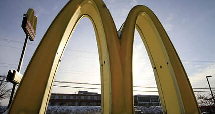 McDonald's gets shot in at Taco Bell during weak earnings report