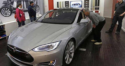 Tesla sets its sights on China