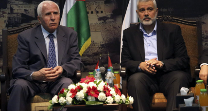 Why Israel may need to rethink its assumptions on Palestinian unity