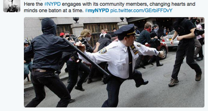 NYPD community-building in the Twitterverse? Why it was a #epicfail. (+video)