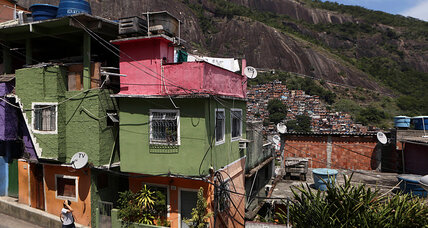 From gunfights to 'mansions': Inside Rio de Janeiro's smorgasbord of favelas (+video)