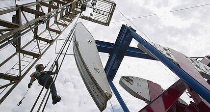 Why US oil exports won't solve Ukraine crisis