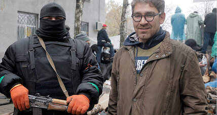 What Simon Ostrovsky's detention means for Ukraine's information wars