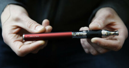 E-cigarettes: what the FDA wants to regulate and what it doesn't