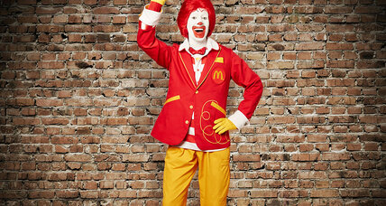 Ronald McDonald gets a makeover, takes on Twitter