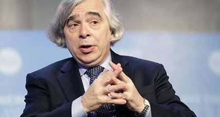 US energy chief Moniz: Three reasons for hope on global warming