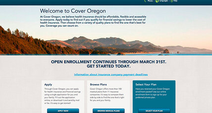 Oregon poised to dump own Obamacare website, rely on HealthCare.gov