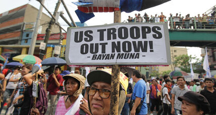 US military pact with the Philippines gives Asia 'pivot' some military muscle