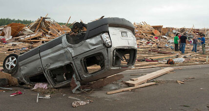 Tornado damage: why it's so hard to predict monster twisters