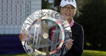 Lydia Ko wins third LPGA tour victory days after 17th birthday (+video)