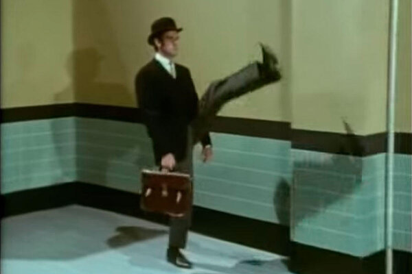Image result for pics of department of silly walks