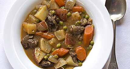 Navarin d'agneau: A French lamb stew for spring