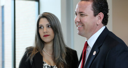 Kissing congressman, Vance McAllister won't run for re-election