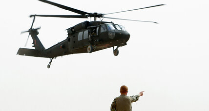 Mexico prepping to buy more Black Hawks: settling in for a lengthy fight in drug war?