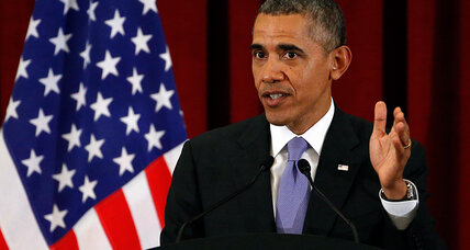 For President Obama, racist comments pose extra leadership burden