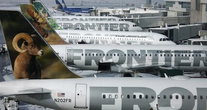 Frontier Airlines will charge economy travelers for carry-on bags
