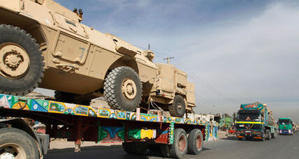 How 'deluge' of US military spending fed corruption in Afghanistan (+video)
