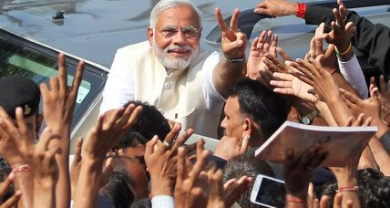 Indian election: Can frontrunner Narendra Modi replicate Gujarat economic 'miracle'? (+video)