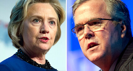 Election 2016 lookahead: Would Hillary Clinton really crush Jeb Bush?