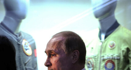 'Trampolines' to space? Where Ukraine crisis leaves a Russia-dependent US.