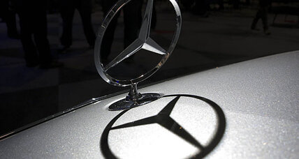 Mercedes-Benz recall includes 284,000 cars with faulty taillights