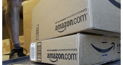 Amazon is losing business in states where it collects online sales tax