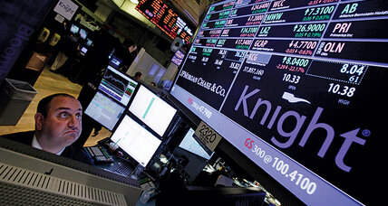 The many rewards, and the hidden risks, of high-frequency trading (+video)