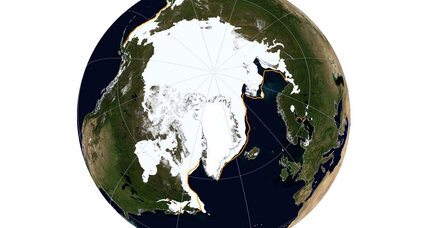 Arctic sea ice on the decline, say researchers
