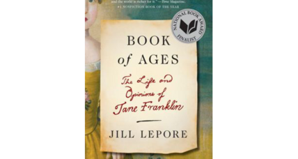 Reader recommendation: Book of Ages