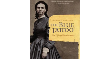 Reader recommendation: The Blue Tattoo