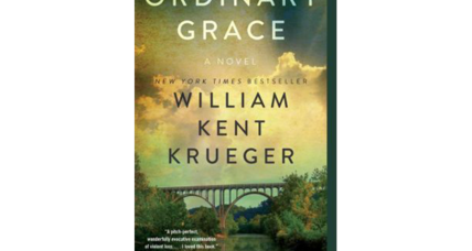 Reader recommendation: Ordinary Grace