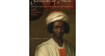 Reader recommendation: Servants of Allah