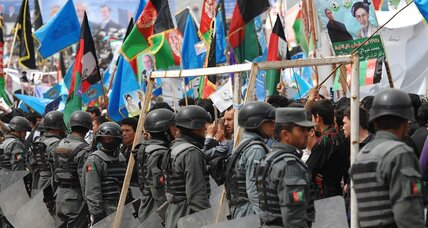 Are Afghan security forces ready to keep order as US draws down?
