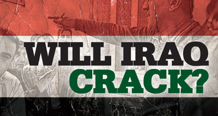 The big test facing Iraq