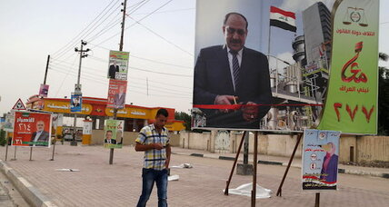 Fragmented and fearful, Iraqis go to the polls