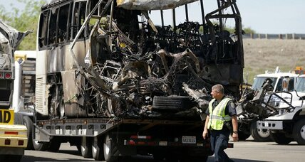 California fatal bus crash: Was FedEx truck cargo involved?
