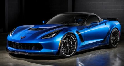 2015 Corvette Z06 Convertible gives car lovers a spring peek