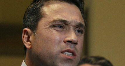 Did US Rep. Michael Grimm break campaign finance laws?