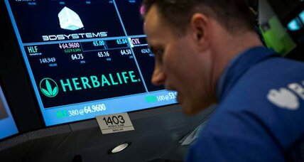 FBI reportedly probing Herbalife