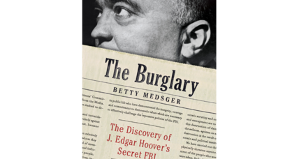 Reader recommendation: The Burglary