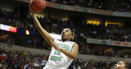 NCAA Tournament 2014 TV schedule: Notre Dame vs. UConn in epic women's final (+video)