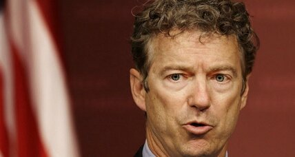 Rand Paul vs. GOP establishment