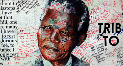 Google remembers Nelson Mandela with thoughtful Doodle