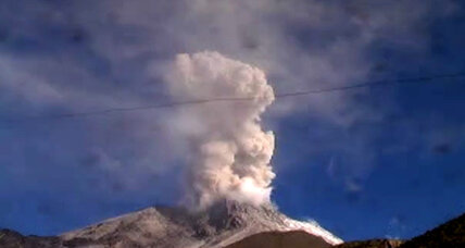 Peru volcano: Do growing rumblings point to a big eruption to come?